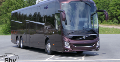 Volvo vince il coach of year